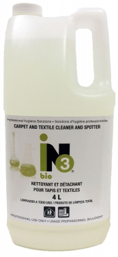 Carpet And Textile Cleaner And Spotter Ino Solutions By