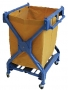 X Frame cleaning cart