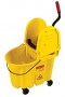 Bucket and wringer combo 33,1L